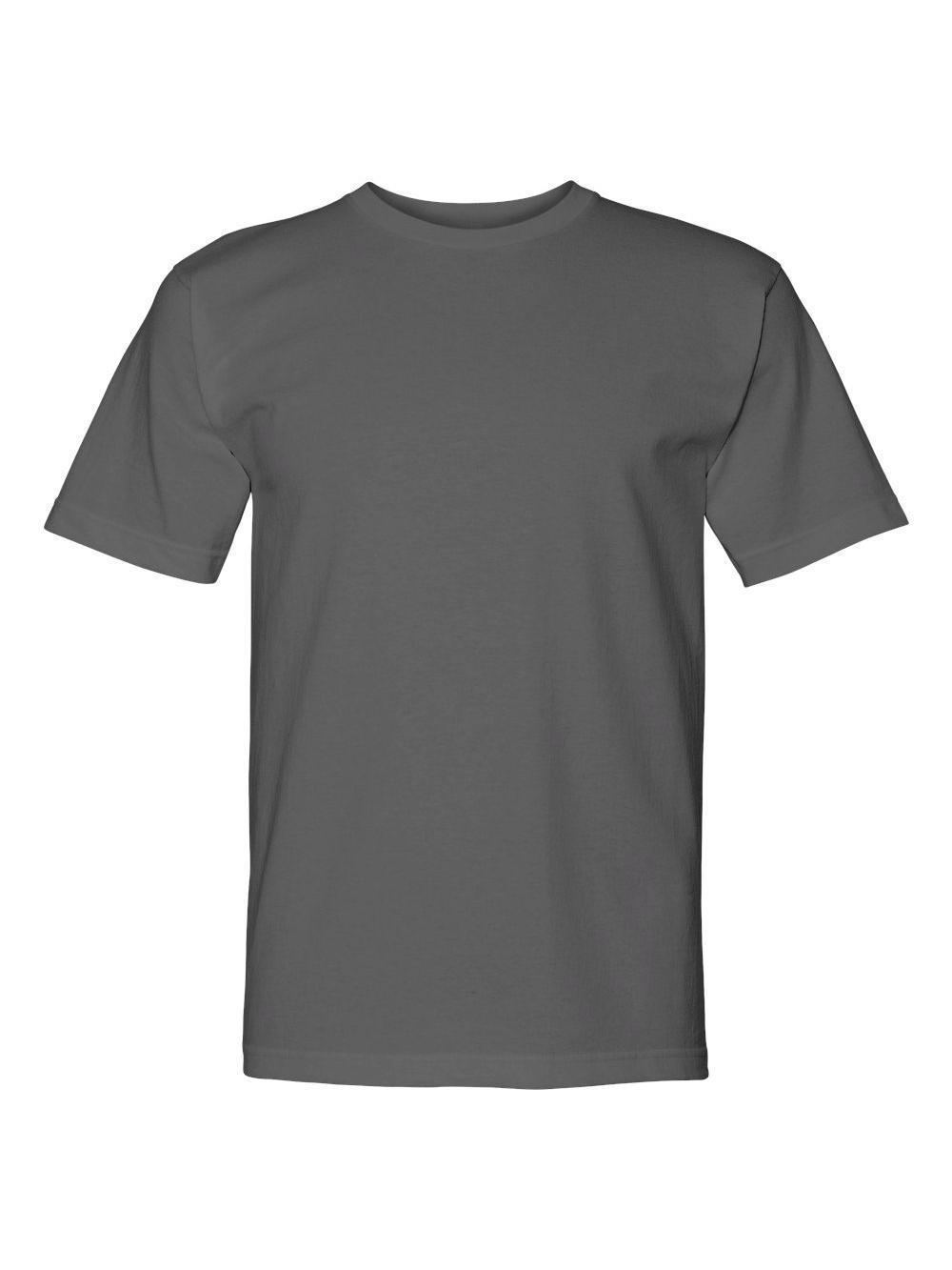 Bayside-USA-Made-100-Cotton-Short-Sleeve-T-Shirt-5040 thumbnail 9