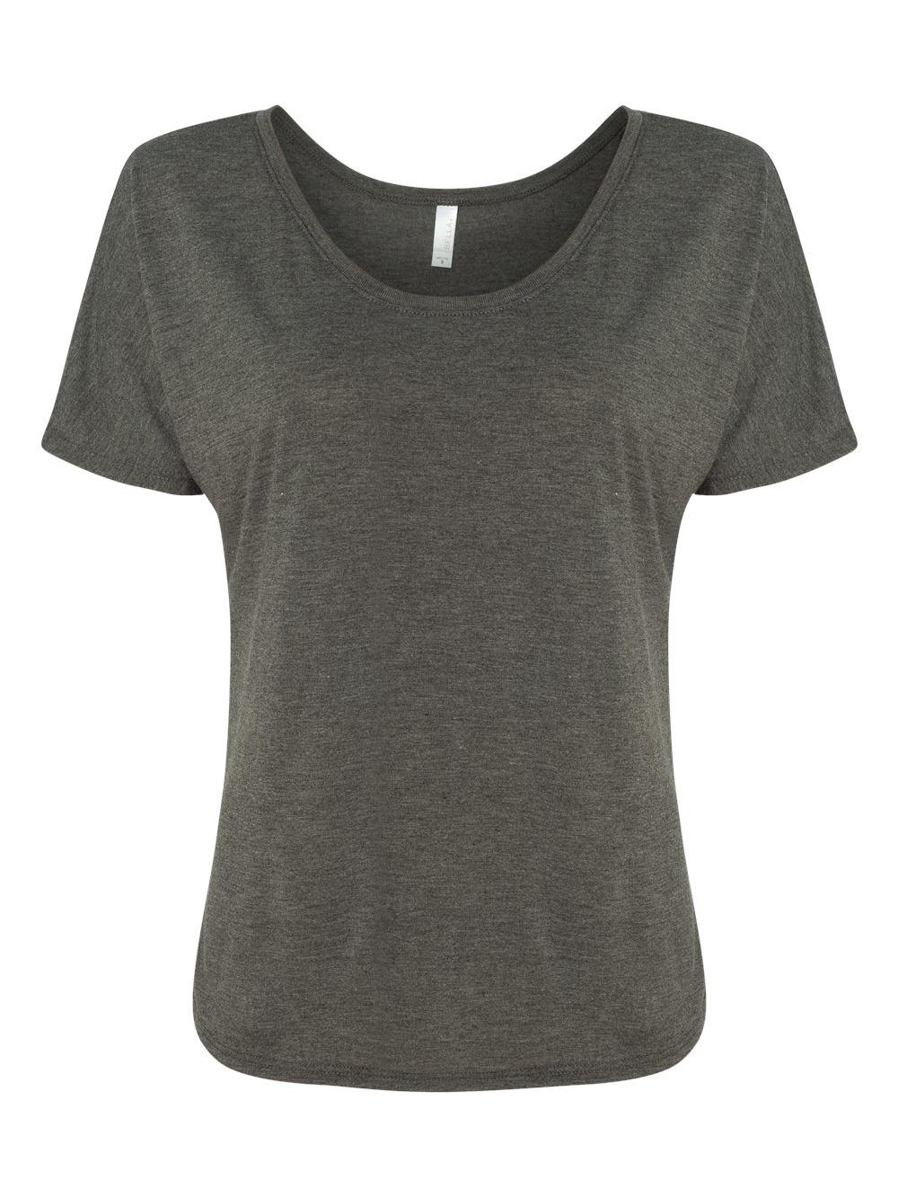 Bella-Canvas-Women-039-s-Slouchy-Tee-8816 thumbnail 27