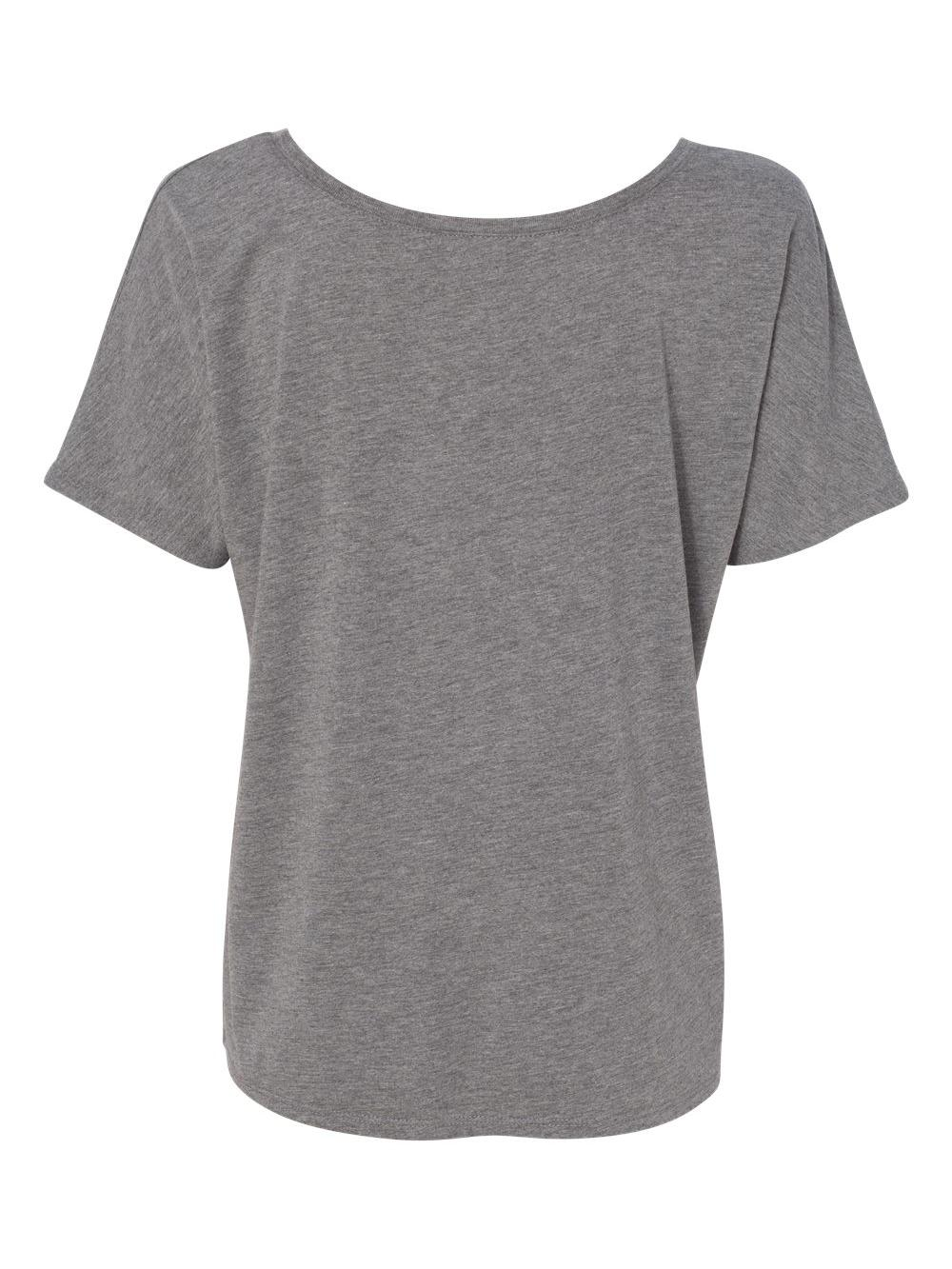 Bella-Canvas-Women-039-s-Slouchy-Tee-8816 thumbnail 31