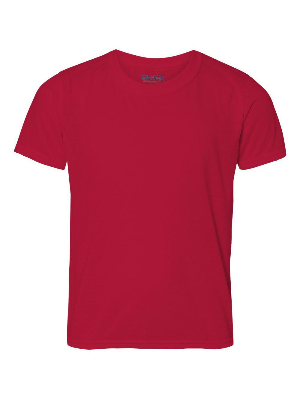 Gildan-Performance-Youth-T-Shirt-42000B thumbnail 15