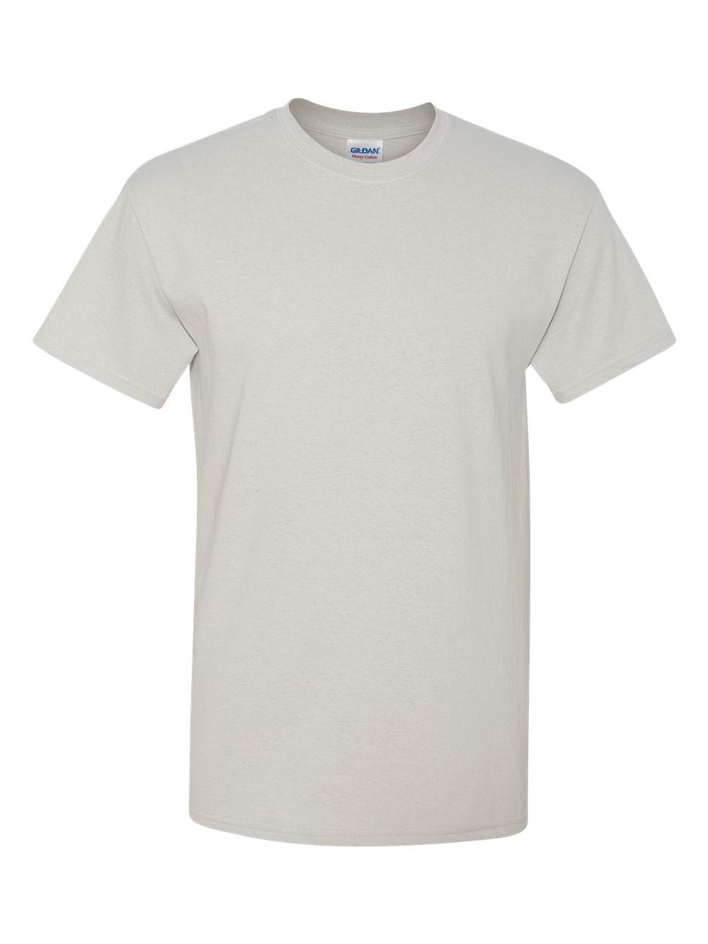 Gildan-Heavy-Cotton-T-Shirt-5000 thumbnail 87