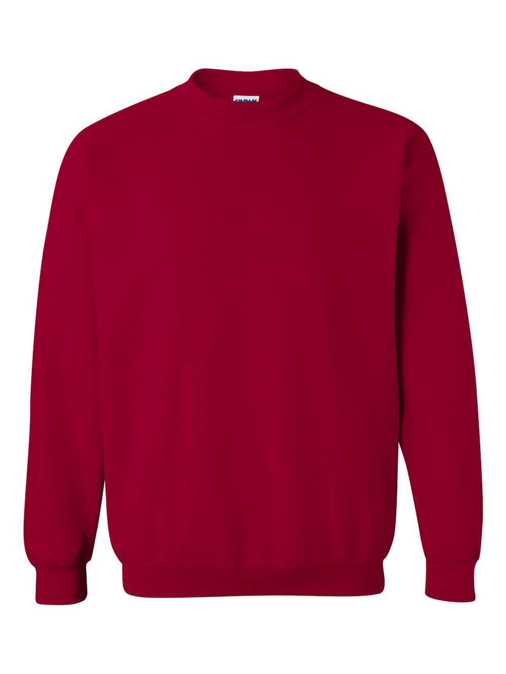 Gildan-Heavy-Blend-Crewneck-Sweatshirt-18000 thumbnail 14