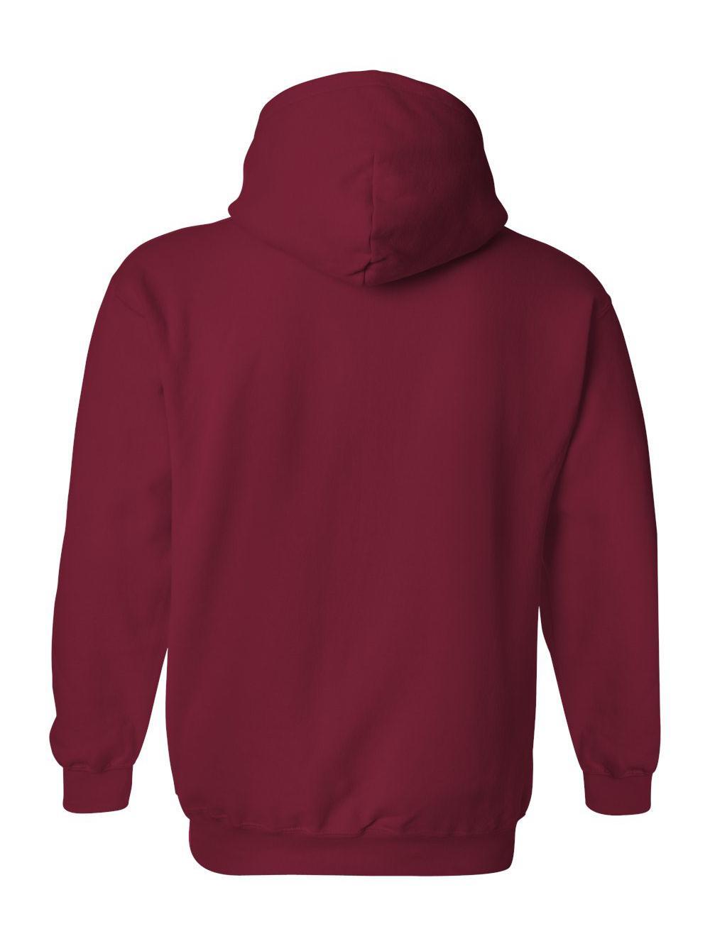 Gildan-Heavy-Blend-Hooded-Sweatshirt-18500 miniatura 16
