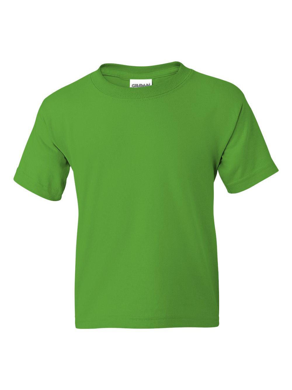 Gildan-DryBlend-Youth-50-50-T-Shirt-8000B thumbnail 21