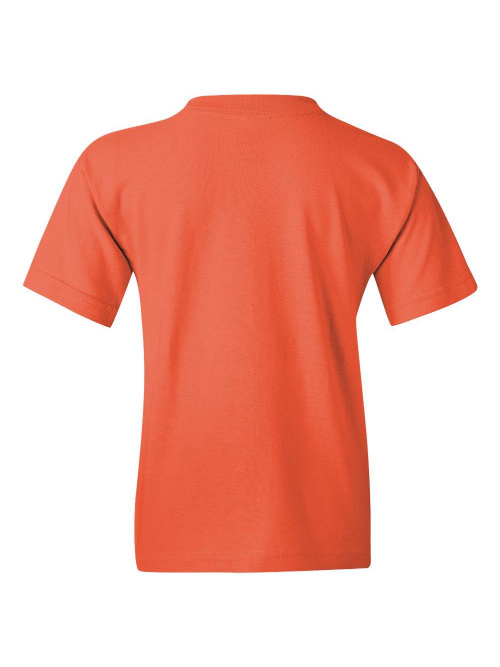 Gildan-Heavy-Cotton-Youth-T-Shirt-5000B thumbnail 25