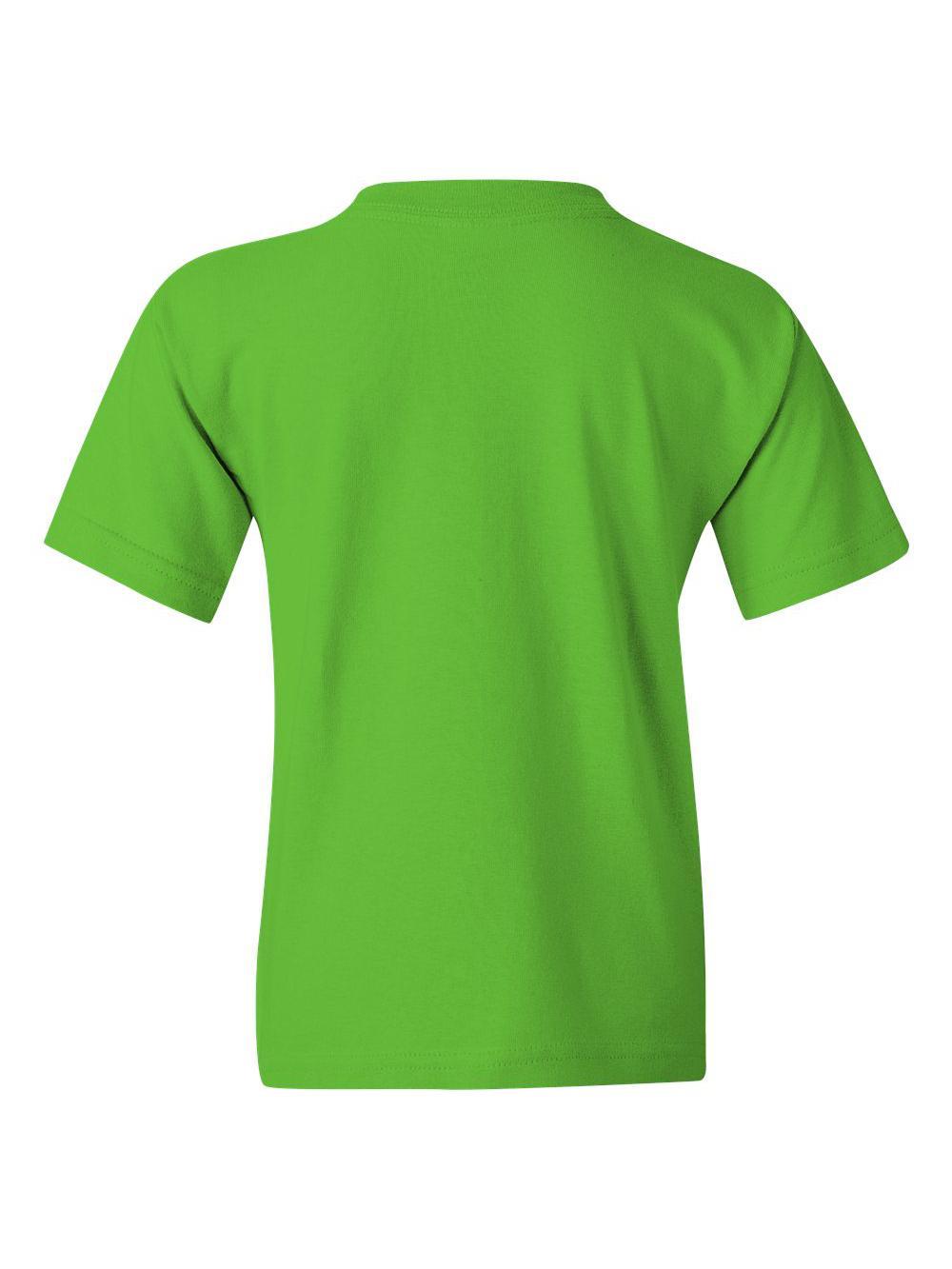 Gildan-Heavy-Cotton-Youth-T-Shirt-5000B thumbnail 37