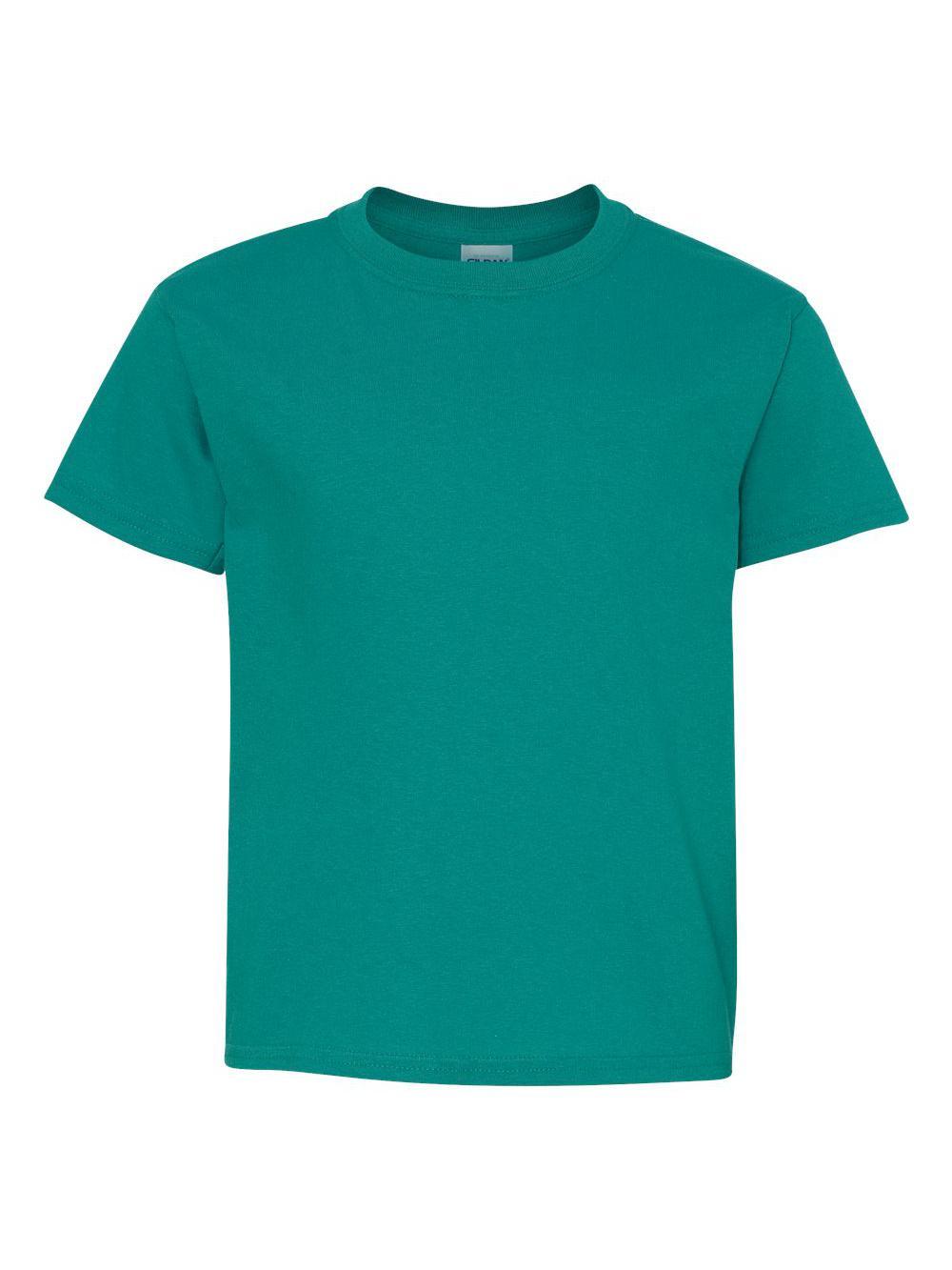 Gildan-Heavy-Cotton-Youth-T-Shirt-5000B thumbnail 141
