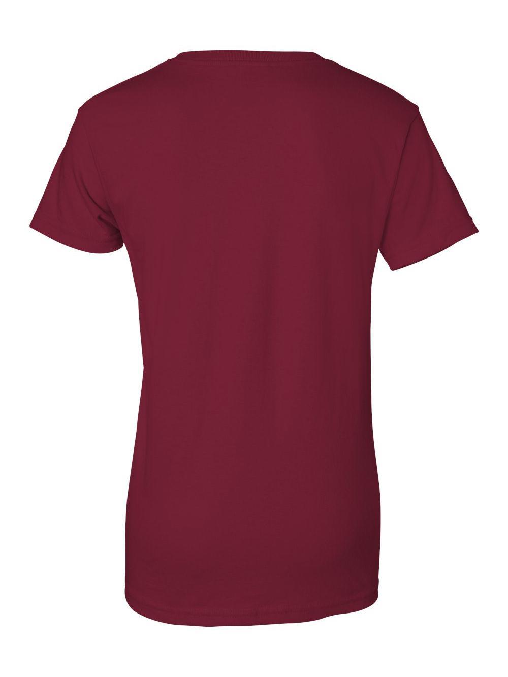 Gildan-Ultra-Cotton-Women-039-s-T-Shirt-2000L thumbnail 7
