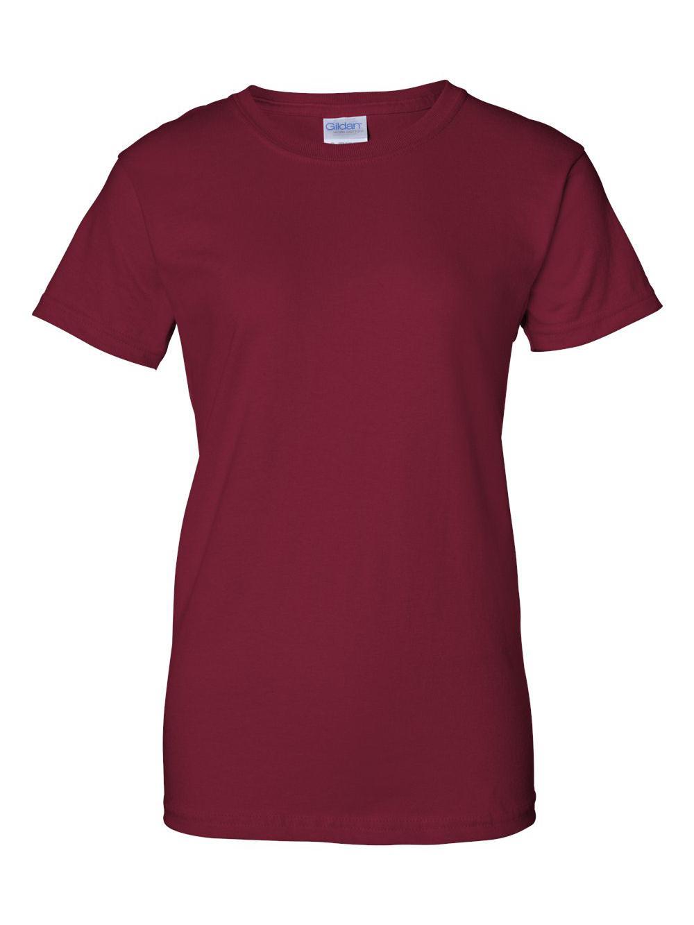 Gildan-Ultra-Cotton-Women-039-s-T-Shirt-2000L thumbnail 6