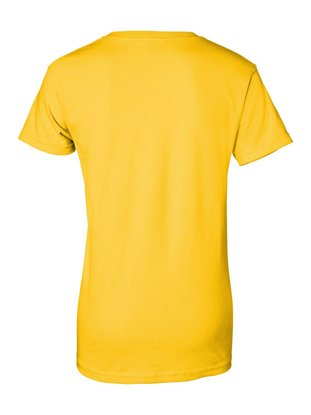 Gildan-Ultra-Cotton-Women-039-s-T-Shirt-2000L thumbnail 13