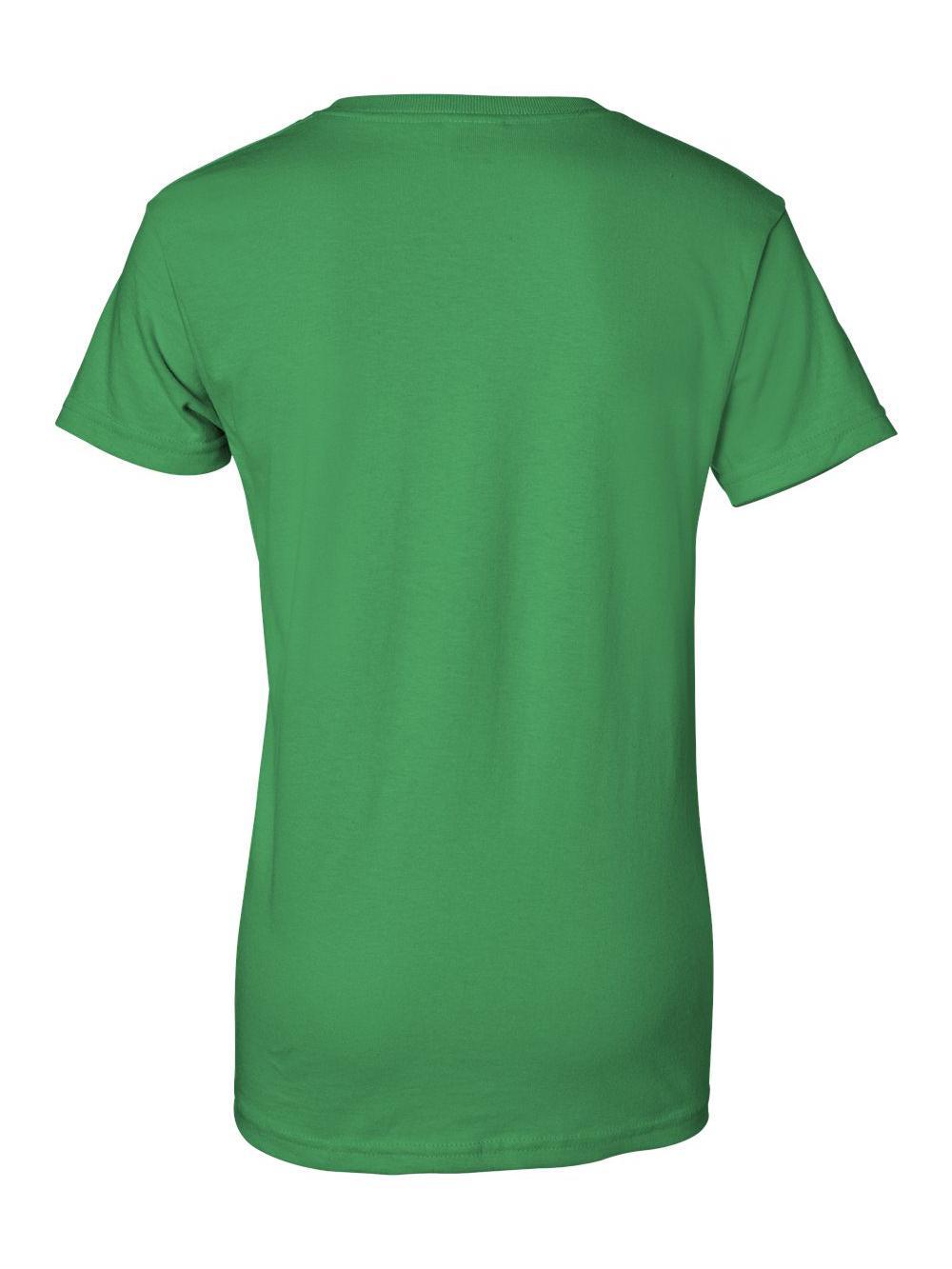 Gildan-Ultra-Cotton-Women-039-s-T-Shirt-2000L thumbnail 31