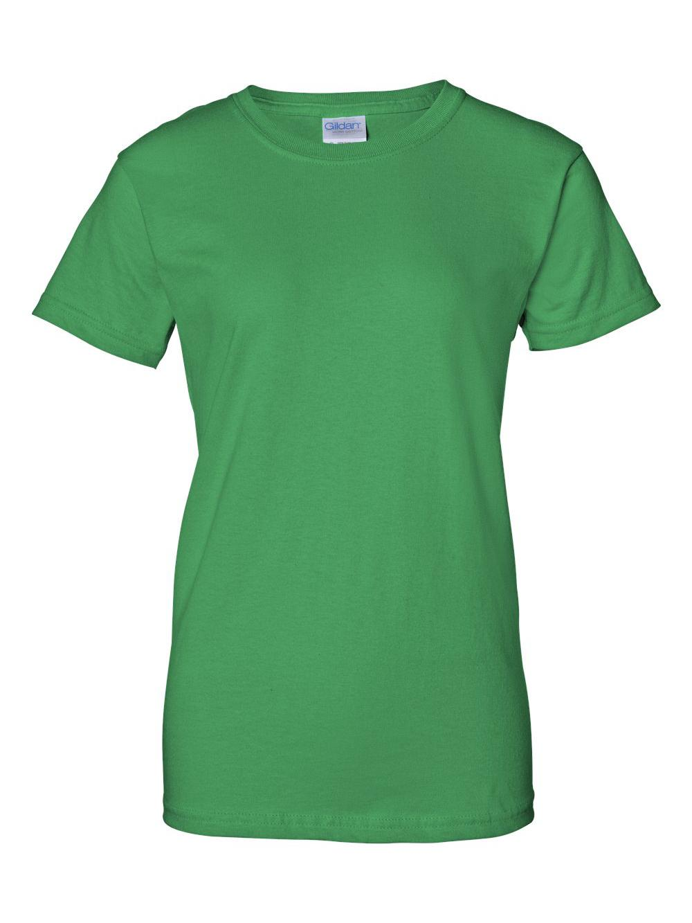 Gildan-Ultra-Cotton-Women-039-s-T-Shirt-2000L thumbnail 30