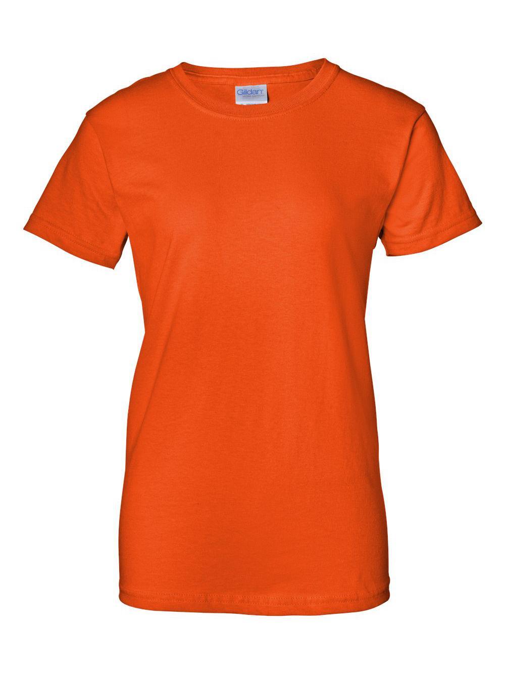 Gildan-Ultra-Cotton-Women-039-s-T-Shirt-2000L thumbnail 45