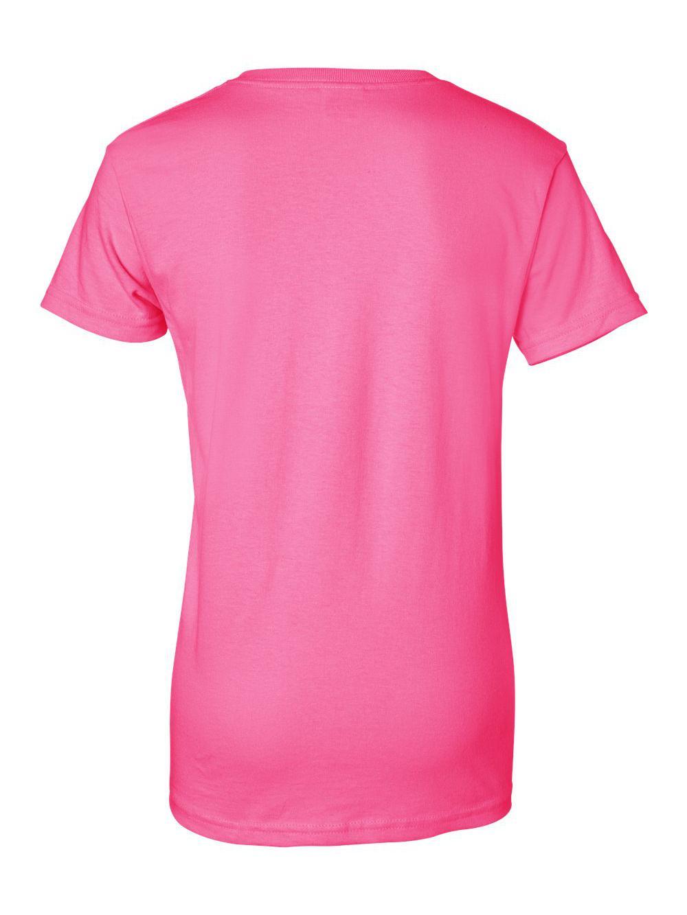 Gildan-Ultra-Cotton-Women-039-s-T-Shirt-2000L thumbnail 61