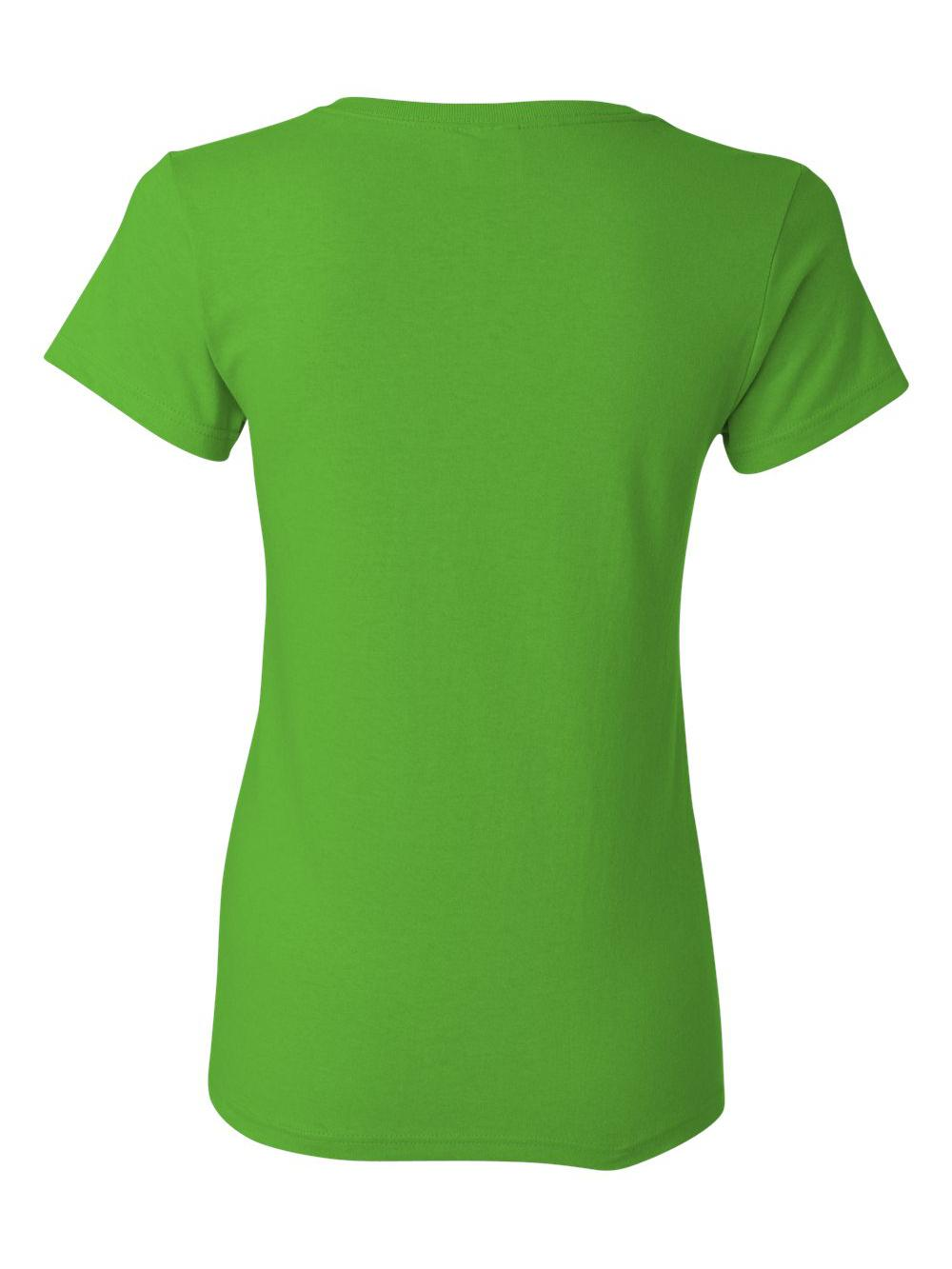 Gildan-Heavy-Cotton-Women-039-s-Short-Sleeve-T-Shirt-5000L thumbnail 37