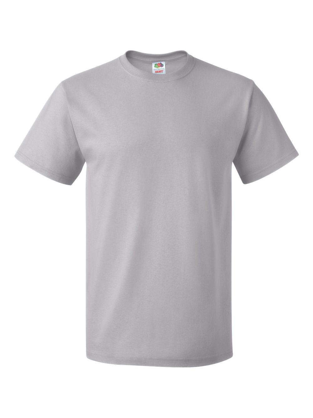 Fruit-of-the-Loom-HD-Cotton-Short-Sleeve-T-Shirt-3930R thumbnail 126