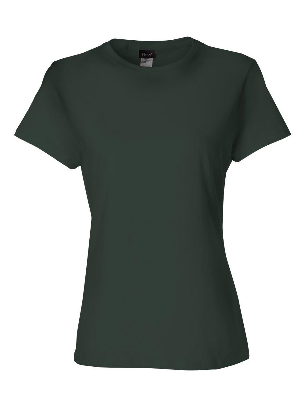 Hanes-Nano-T-Women-039-s-T-Shirt-SL04 thumbnail 15