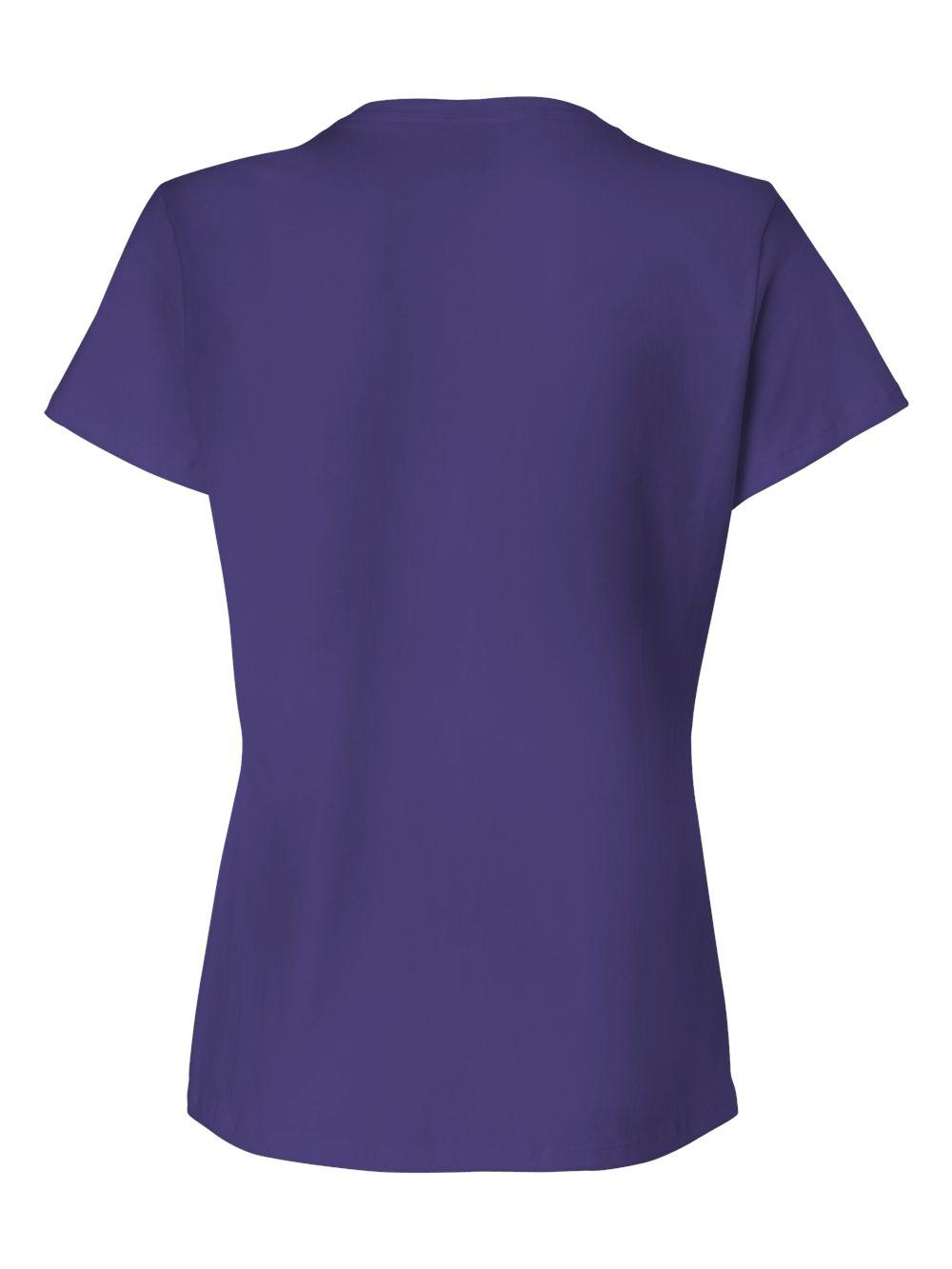 Hanes-Nano-T-Women-039-s-T-Shirt-SL04 thumbnail 34