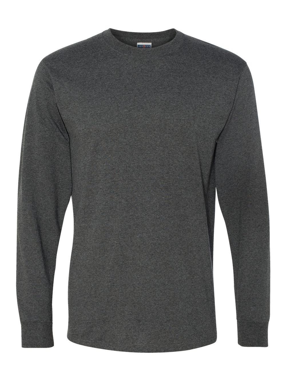 Jerzees-Dri-Power-Long-Sleeve-50-50-T-Shirt-29LSR thumbnail 12