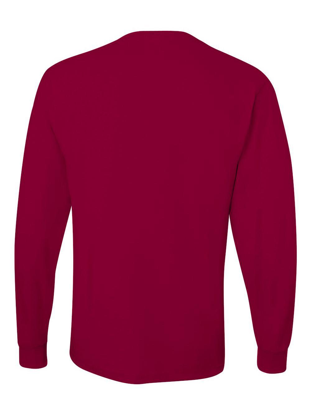 Jerzees-Dri-Power-Long-Sleeve-50-50-T-Shirt-29LSR thumbnail 22