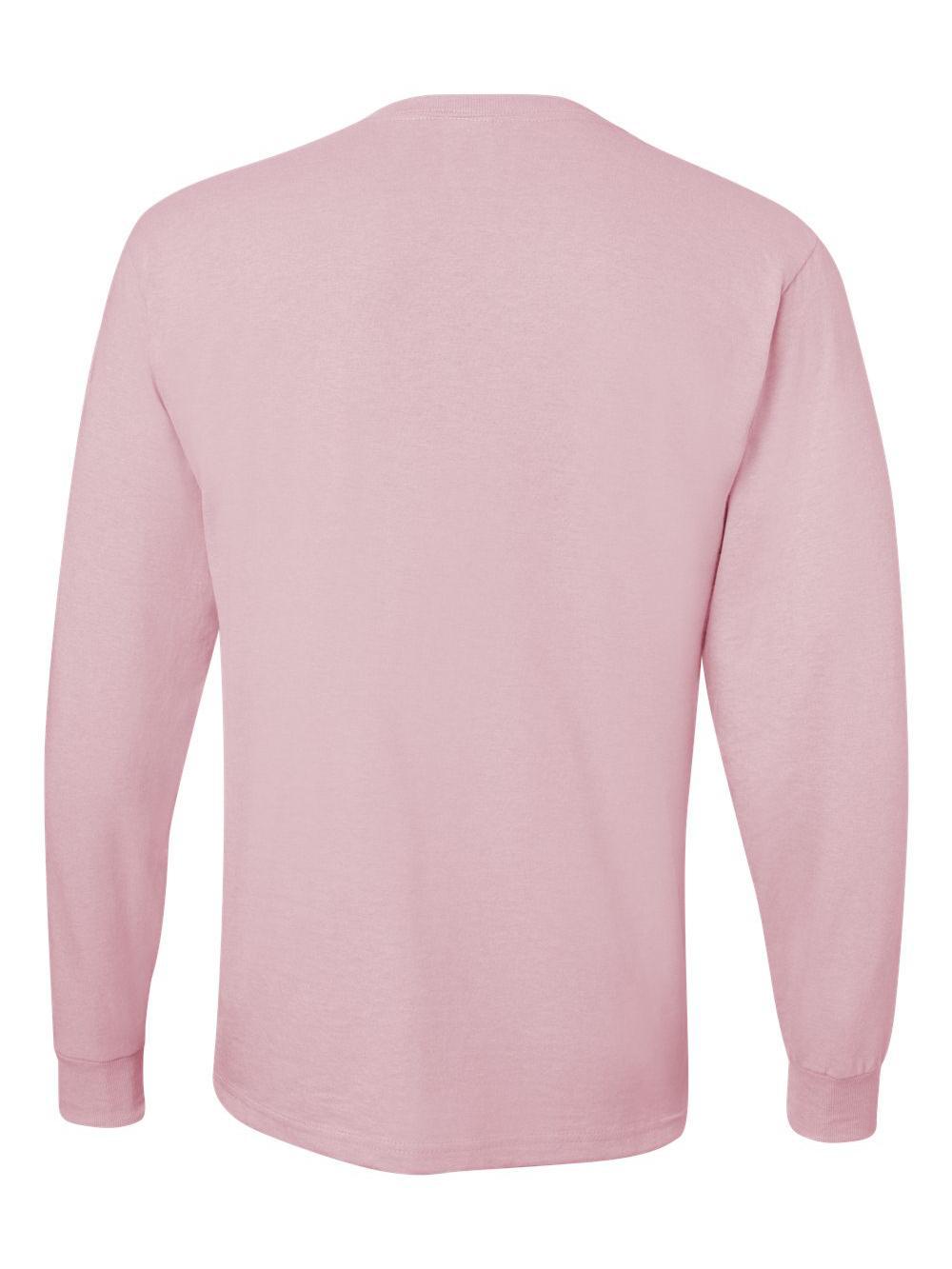 Jerzees-Dri-Power-Long-Sleeve-50-50-T-Shirt-29LSR thumbnail 28
