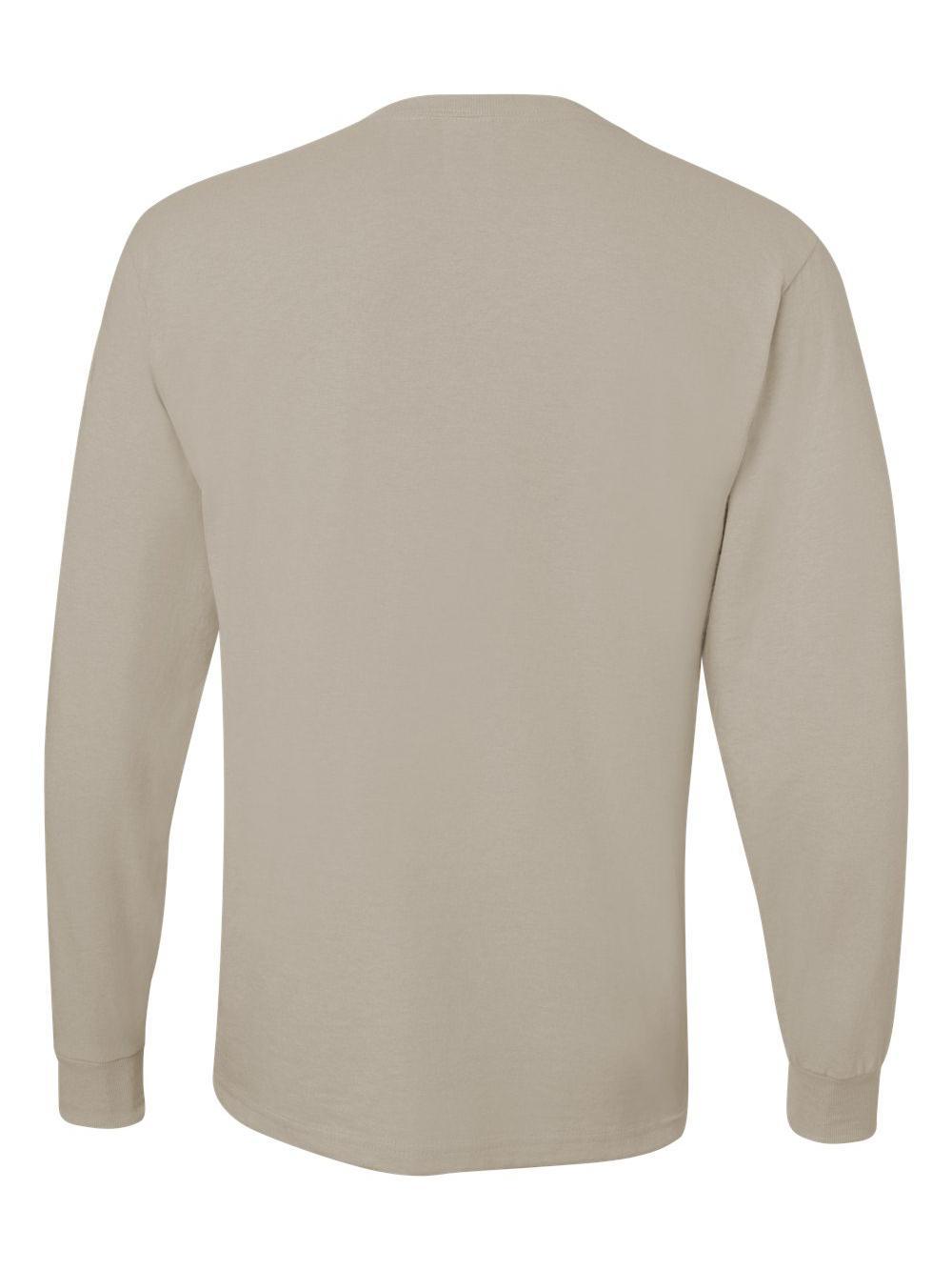 Jerzees-Dri-Power-Long-Sleeve-50-50-T-Shirt-29LSR thumbnail 79