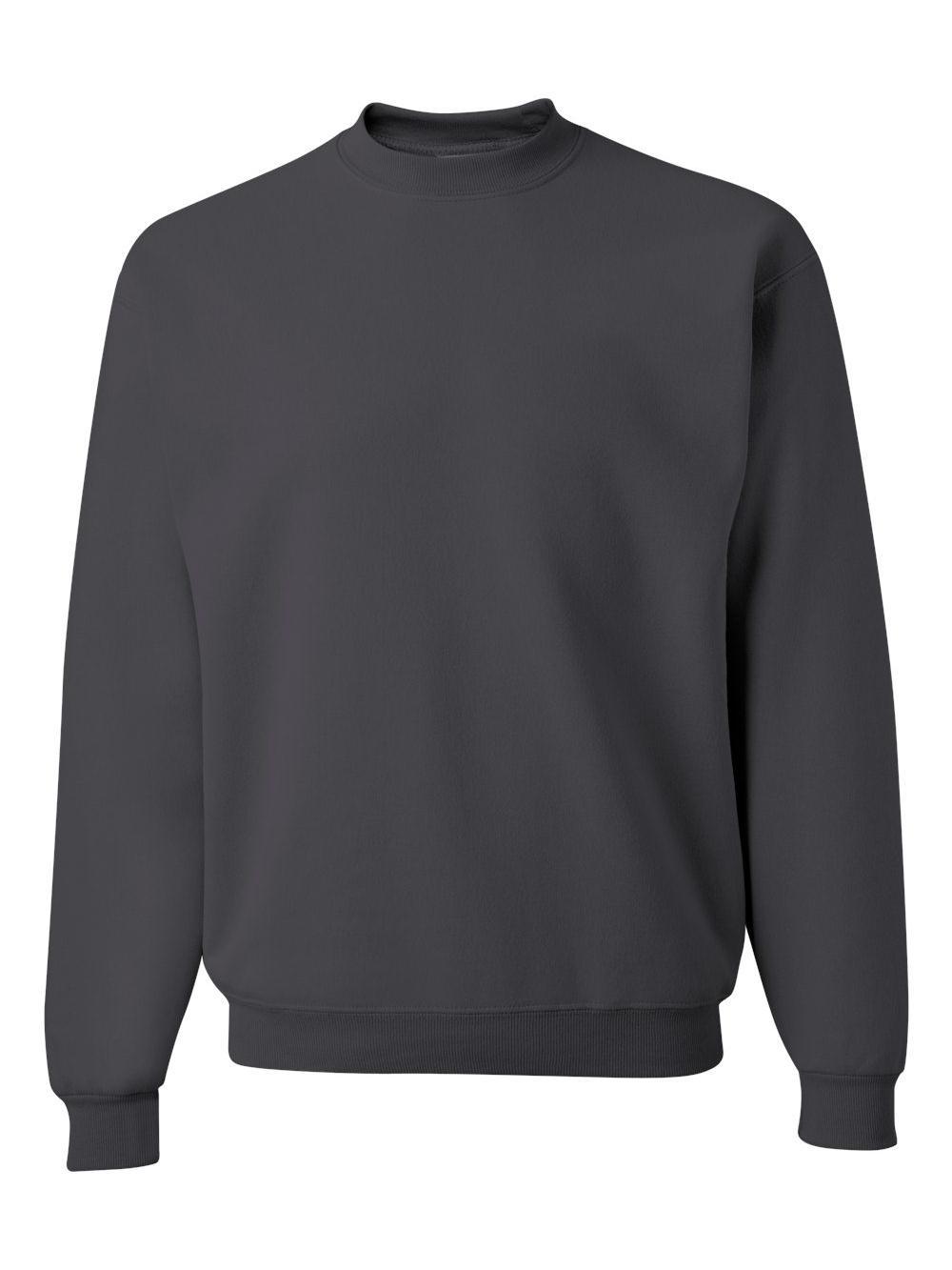 Jerzees-NuBlend-Crewneck-Sweatshirt-562MR thumbnail 21