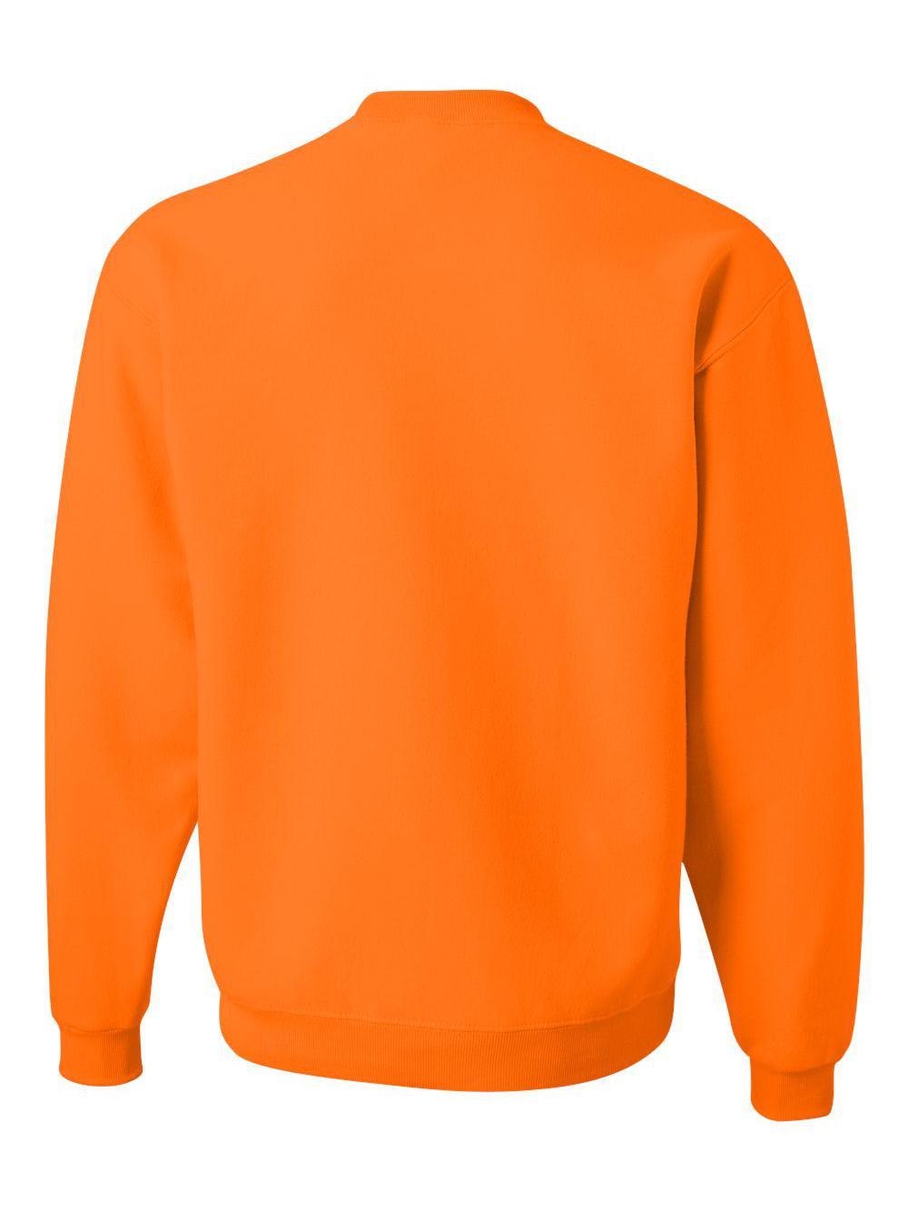 Jerzees-NuBlend-Crewneck-Sweatshirt-562MR thumbnail 79