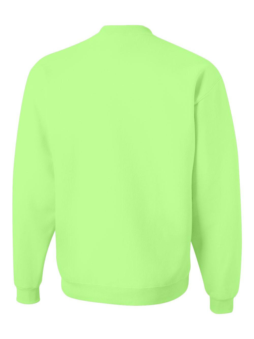 Jerzees-NuBlend-Crewneck-Sweatshirt-562MR thumbnail 61