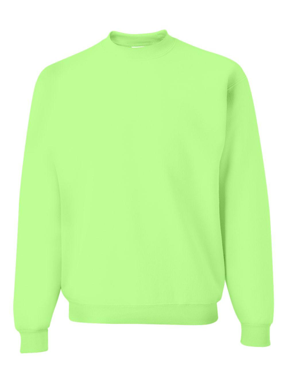 Jerzees-NuBlend-Crewneck-Sweatshirt-562MR thumbnail 60