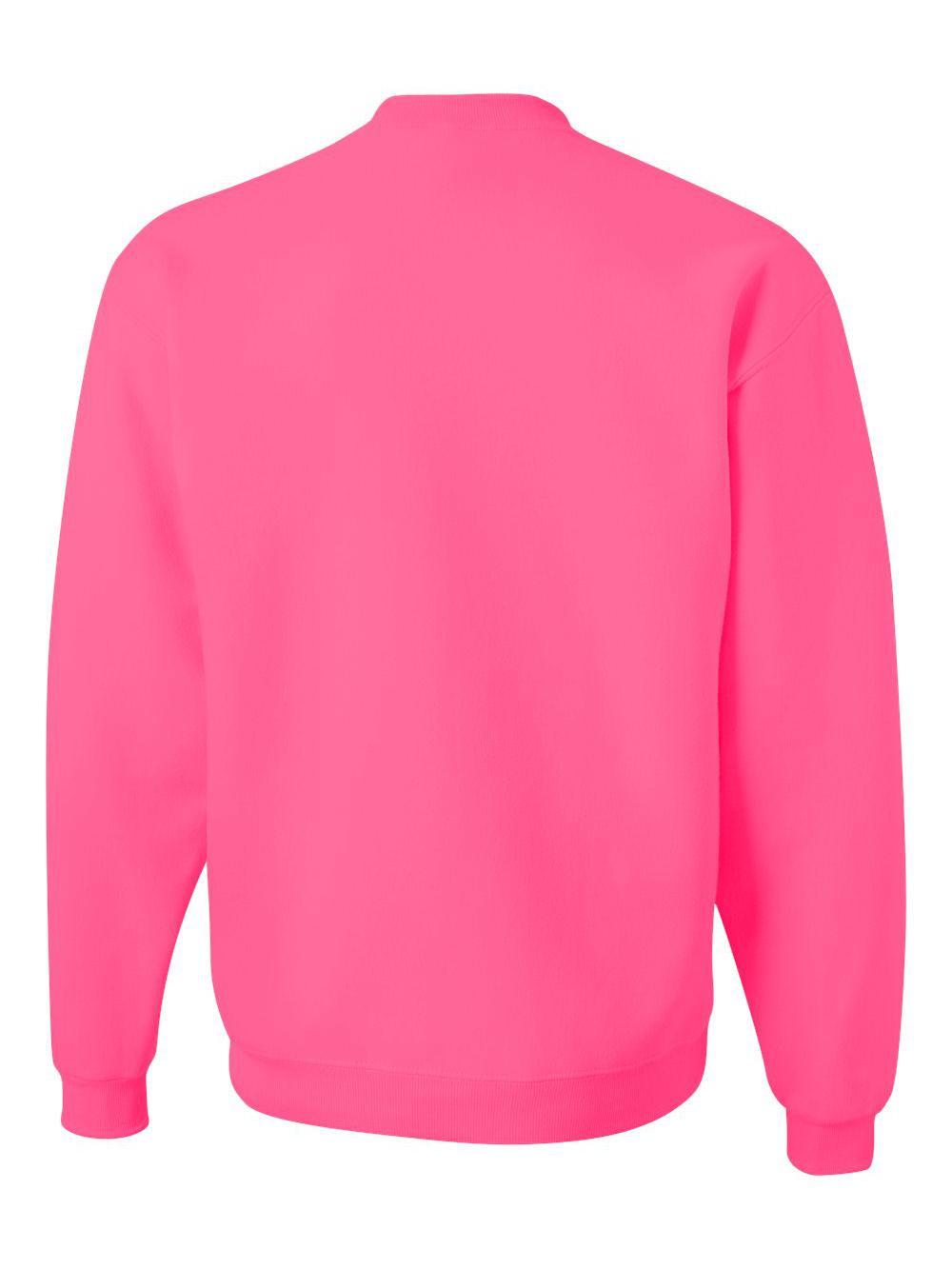 Jerzees-NuBlend-Crewneck-Sweatshirt-562MR thumbnail 64