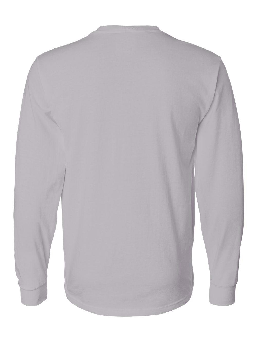 Fruit-of-the-Loom-HD-Cotton-Long-Sleeve-T-Shirt-4930R thumbnail 73