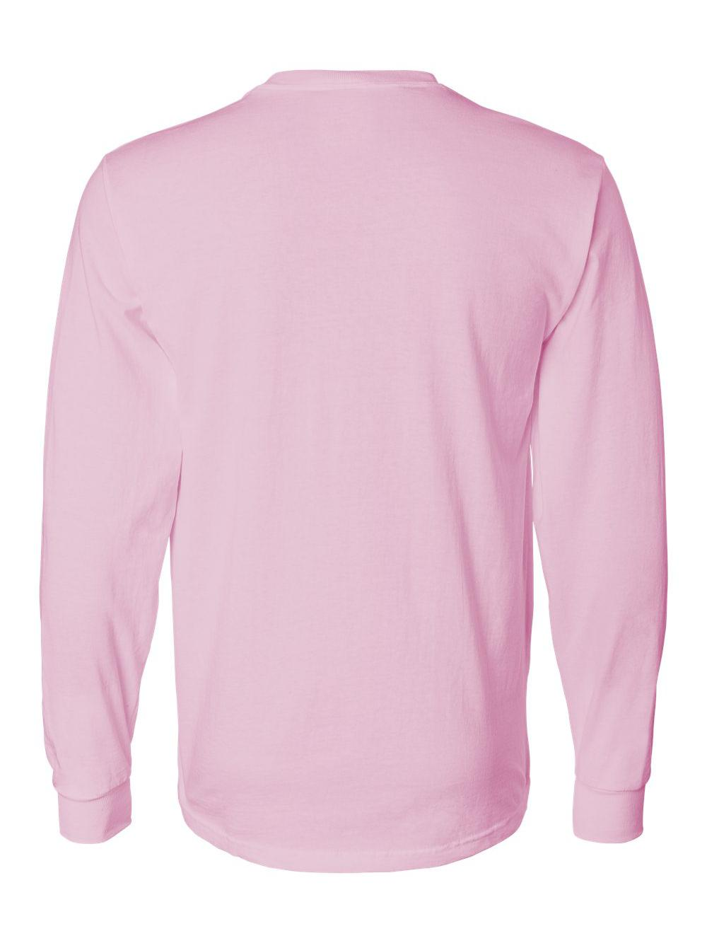 Fruit-of-the-Loom-HD-Cotton-Long-Sleeve-T-Shirt-4930R thumbnail 25
