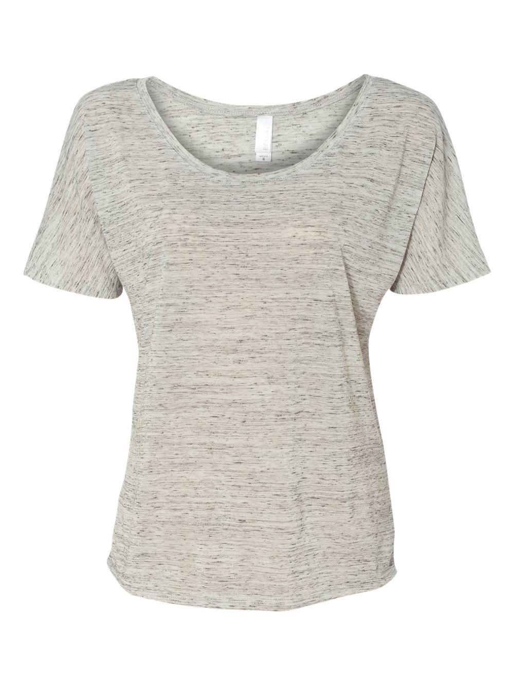 Bella-Canvas-Women-039-s-Slouchy-Tee-8816 thumbnail 60
