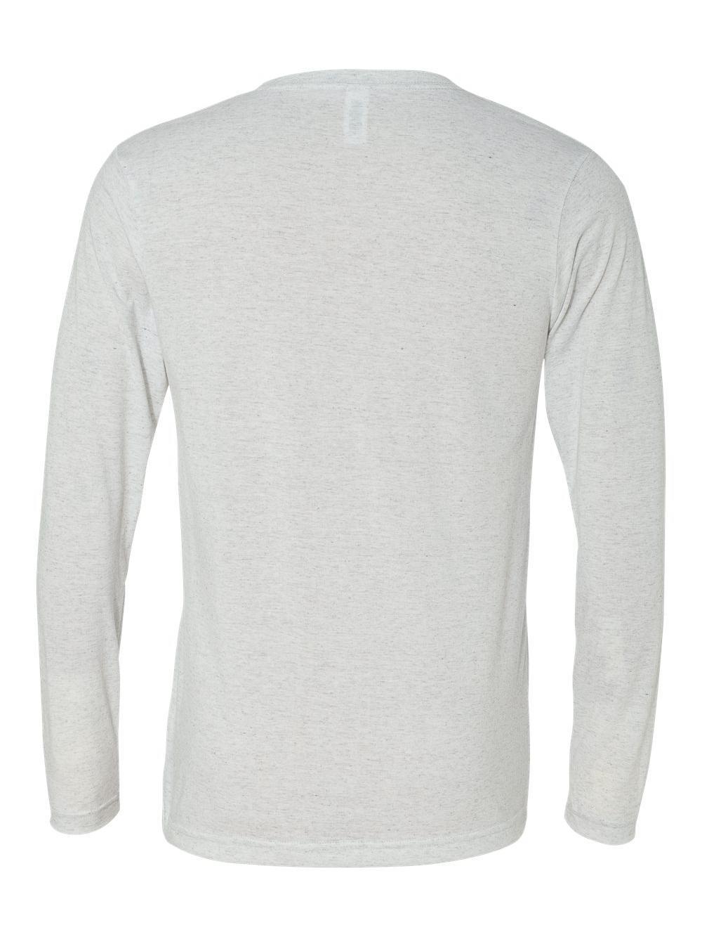 c9d1b94f4d2 Bella + Canvas - Unisex Long Sleeve V-Neck Tee - 3425 | eBay