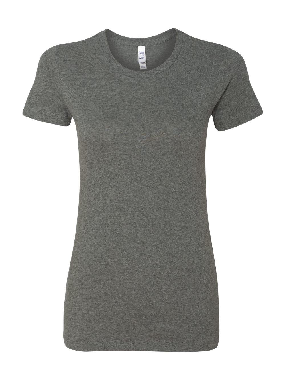 Bella-Canvas-Women-039-s-The-Favorite-Tee-6004 thumbnail 36