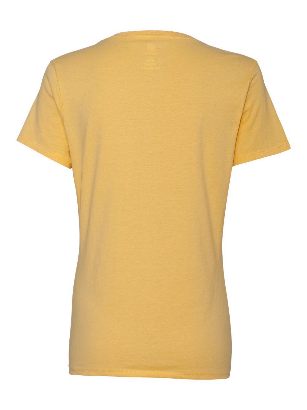 Hanes-Nano-T-Women-039-s-V-Neck-T-Shirt-S04V thumbnail 22