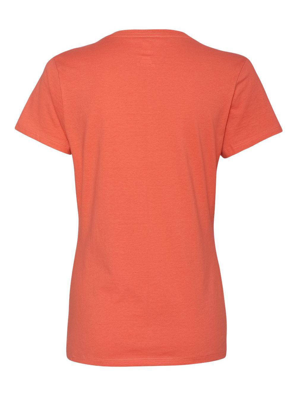 Hanes-Nano-T-Women-039-s-V-Neck-T-Shirt-S04V thumbnail 28