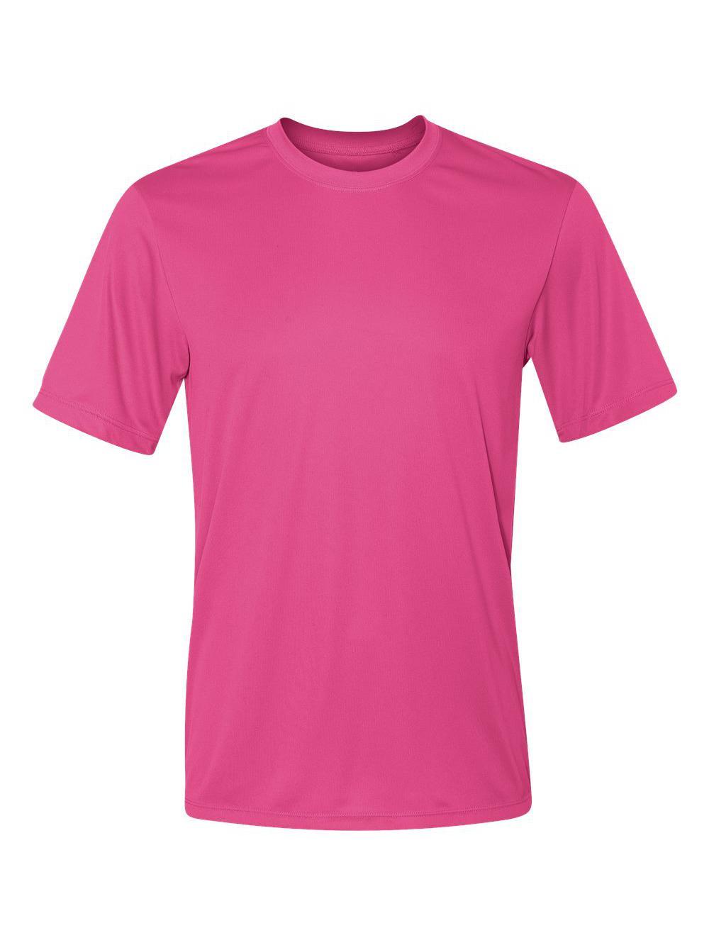Hanes-Cool-Dri-Performance-Short-Sleeve-T-Shirt-4820 thumbnail 30