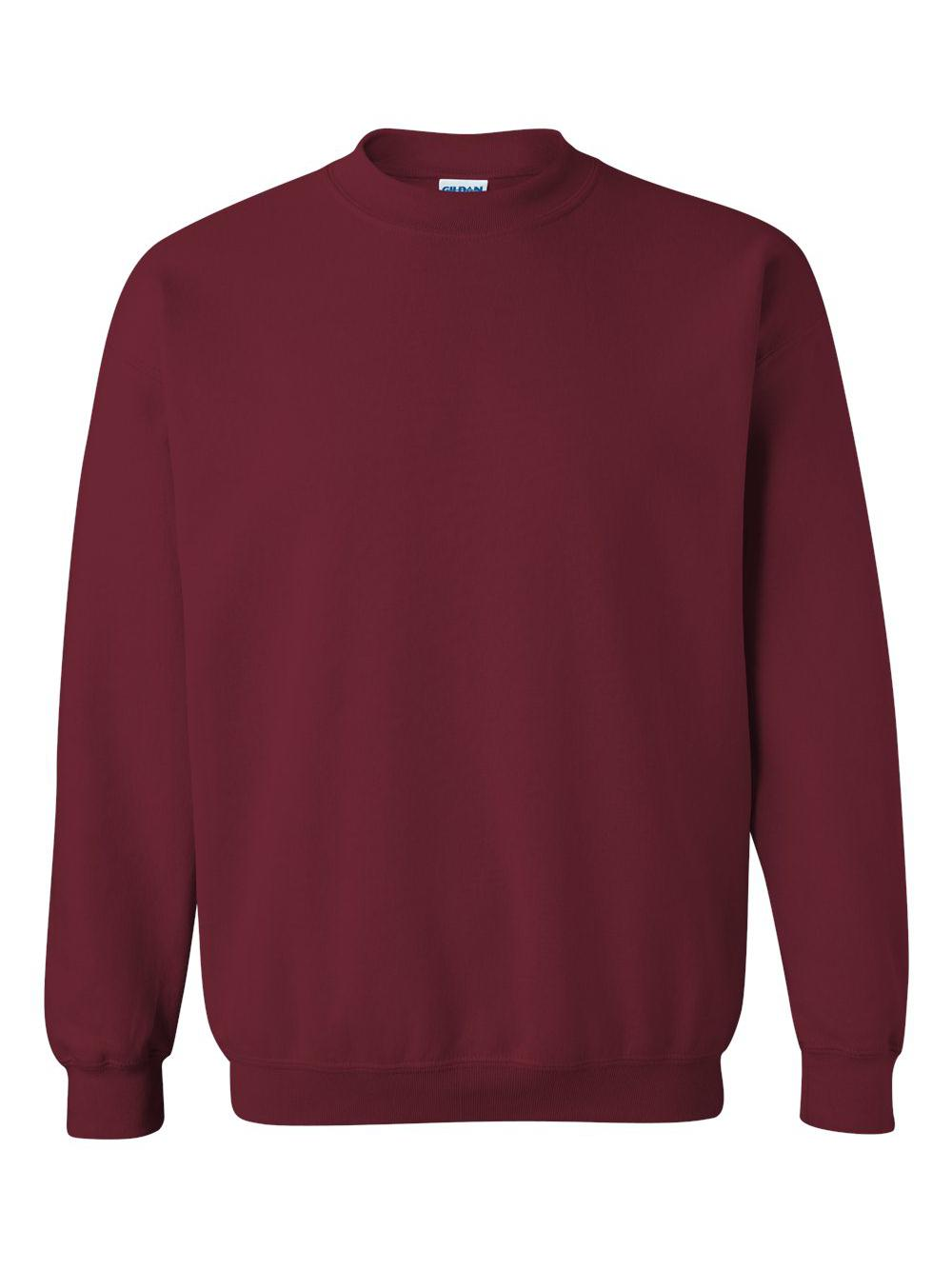 Gildan-Heavy-Blend-Crewneck-Sweatshirt-18000 thumbnail 35