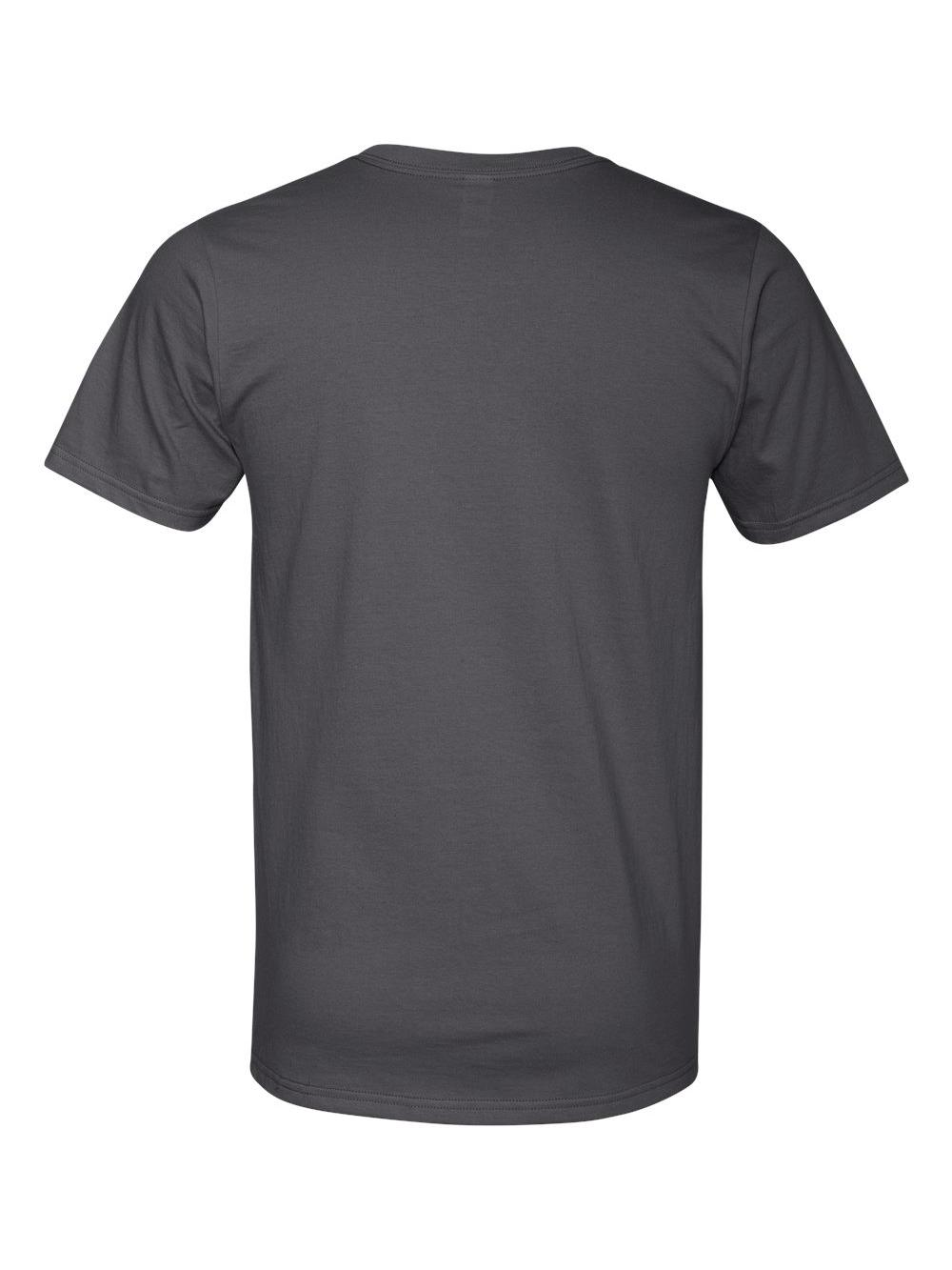 Anvil-Lightweight-Ringspun-V-Neck-T-Shirt-982 thumbnail 7
