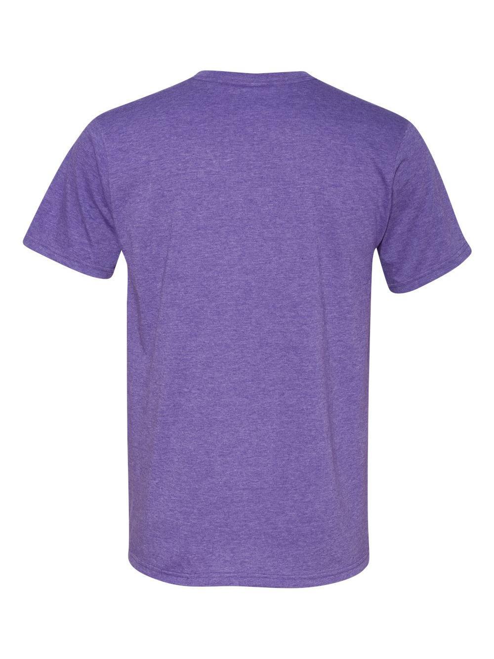 Anvil-Lightweight-Ringspun-V-Neck-T-Shirt-982 thumbnail 19