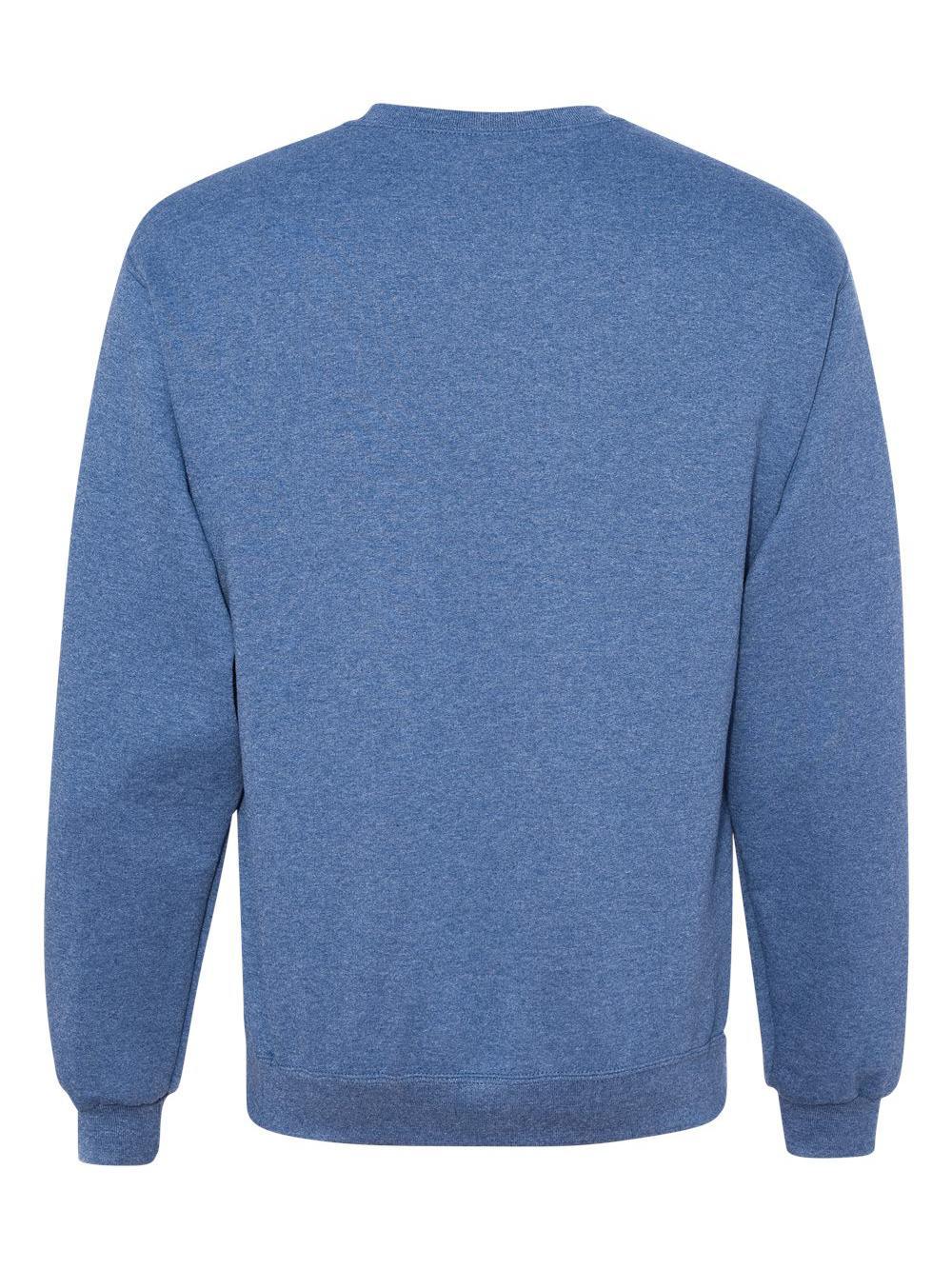 Jerzees-NuBlend-Crewneck-Sweatshirt-562MR thumbnail 94