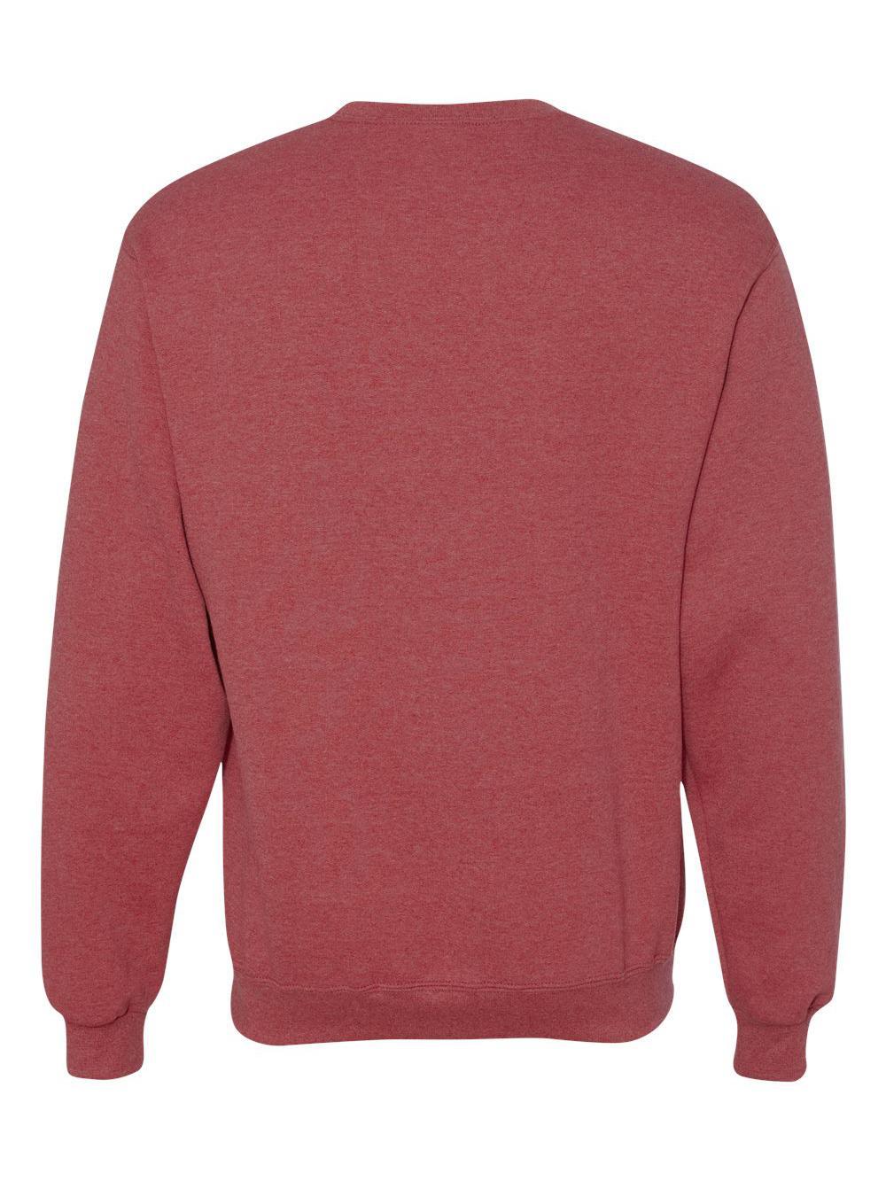 Jerzees-NuBlend-Crewneck-Sweatshirt-562MR thumbnail 100