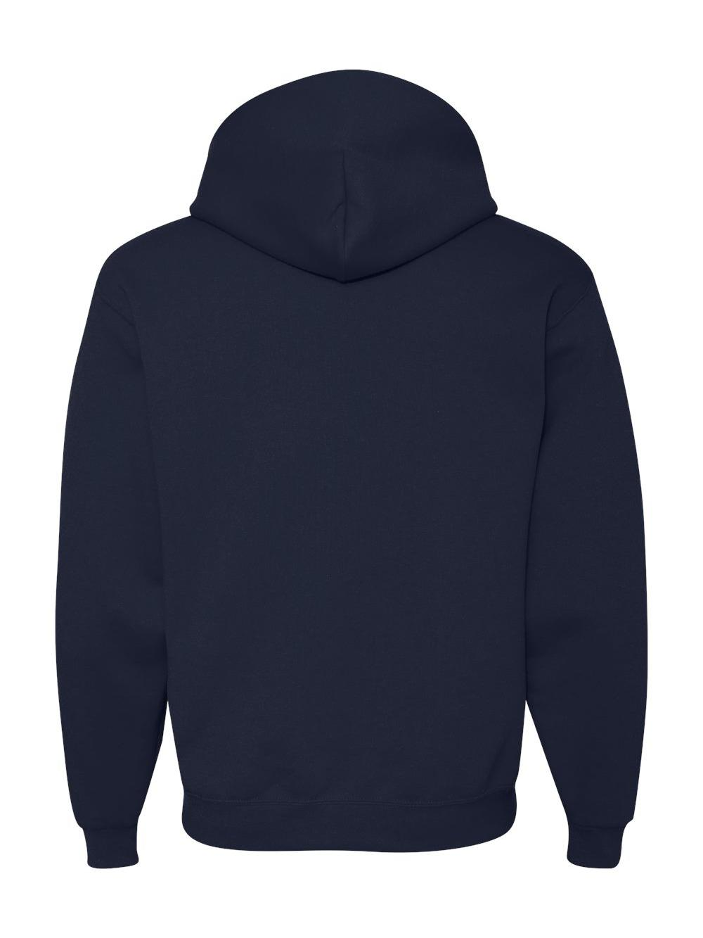 JERZEES Mens 50//50 Hooded Pullover Sweatshirt Tall Sizes XLT 2XLT 3XLT 996MT