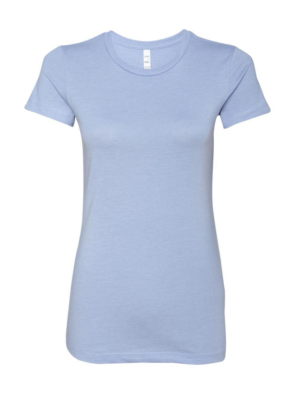 Bella-Canvas-Women-039-s-The-Favorite-Tee-6004 thumbnail 45