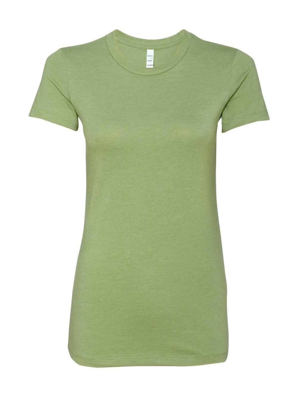 Bella-Canvas-Women-039-s-The-Favorite-Tee-6004 thumbnail 57