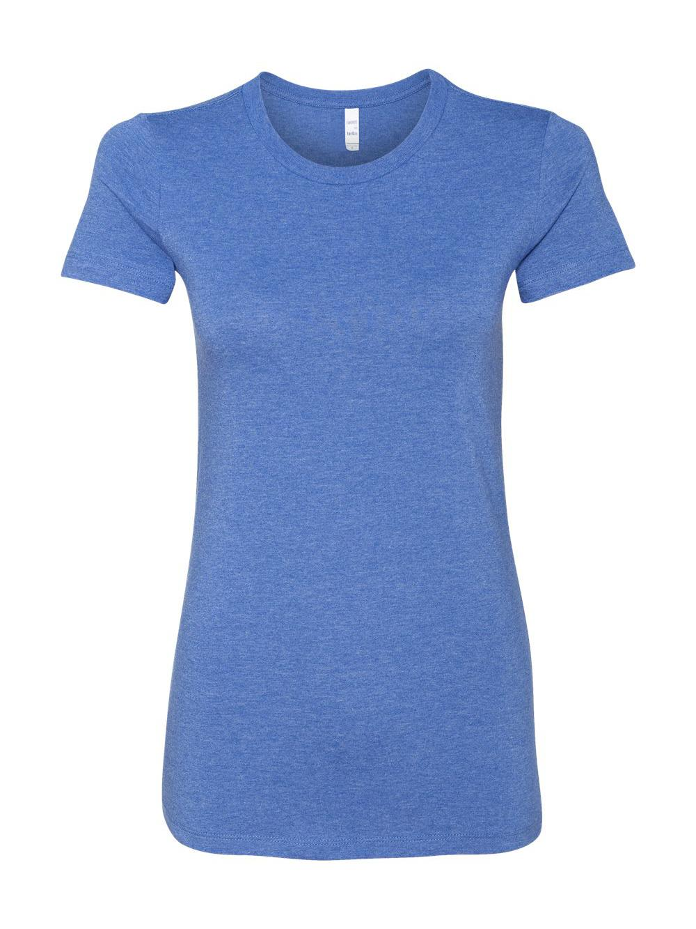 Bella-Canvas-Women-039-s-The-Favorite-Tee-6004 thumbnail 75