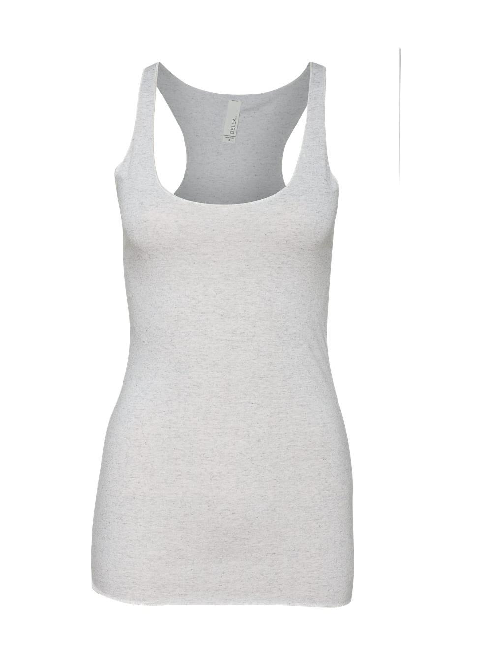 Bella-Canvas-Women-039-s-Triblend-Racerback-Tank-8430 thumbnail 69