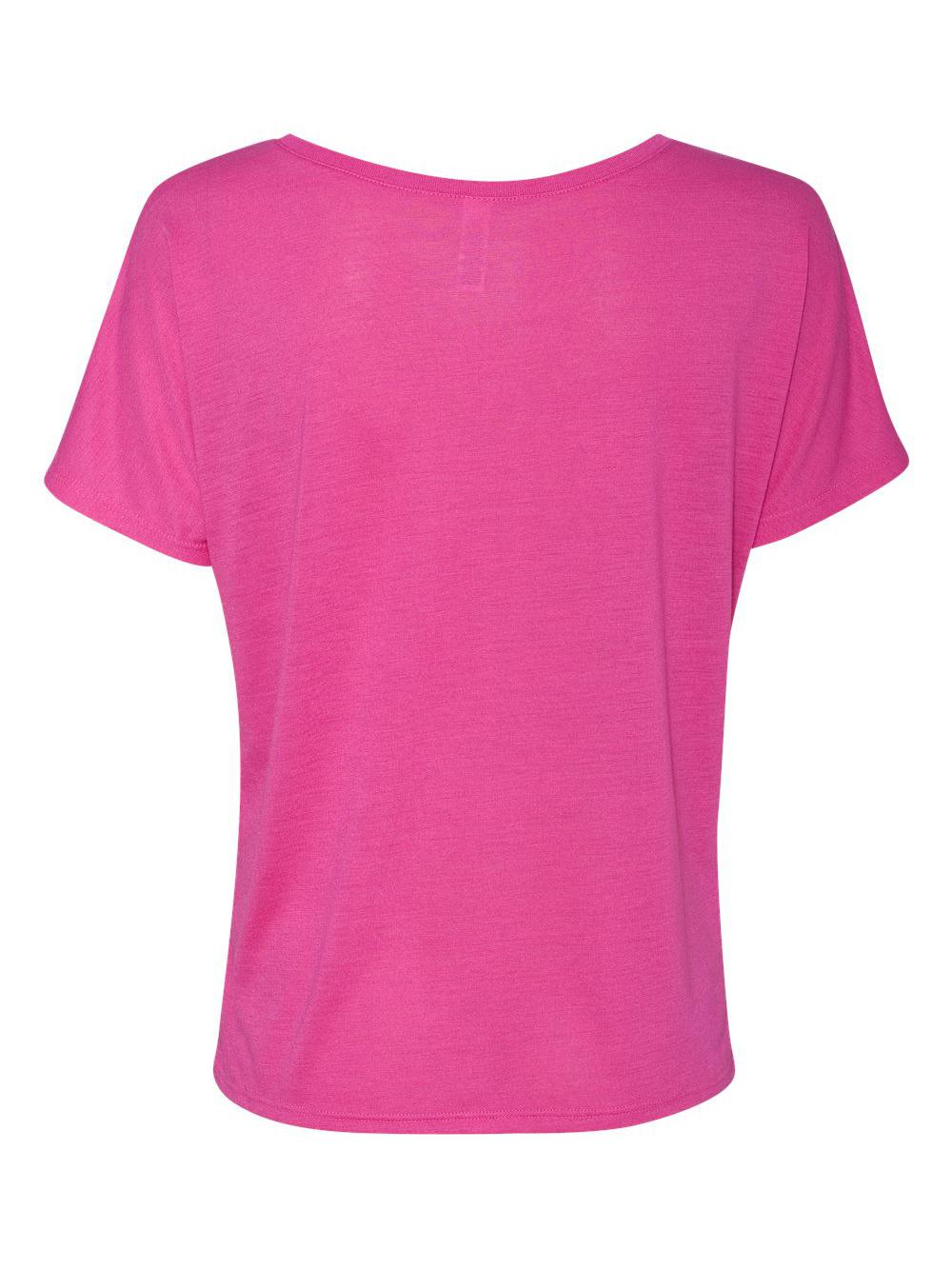 Bella-Canvas-Women-039-s-Slouchy-Tee-8816 thumbnail 7